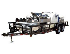 pressure washer trailer houston