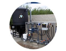 waste water treatment system houston